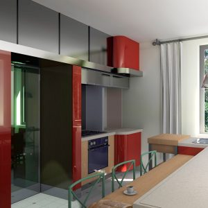 Rendering - Arredo cucina